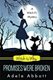 Witch Is Why Promises Were Broken (A Witch P.I. Mystery, Band 23)
