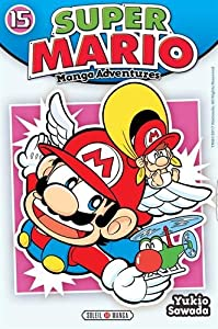 Super Mario - Manga Adventures Edition simple Tome 15