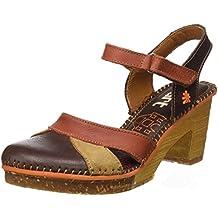 6c9070e1565 Amazon.es  sandalias cerradas mujer