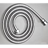 Universal Repacement Spare Shower Hose For Shataff Muslim Toilet Douche Kit Anti Twisting Hose 1.2 m 1200 mm 120 cm by E-PLUMB