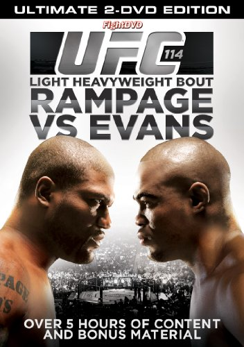 UFC 114: Rampage vs Evans [2 DVDs] [UK Import]