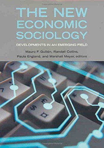 The New Economic Sociology: Developments in an Emerging Field by Marshall Meyer (2005-05-12)