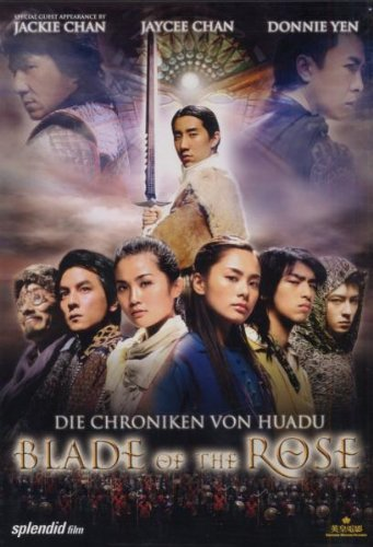 Blade of the Rose - Die Chroniken von Huadu (Fan 16 Blades)
