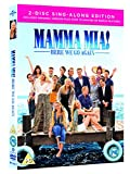 Mamma Mia! Here We Go Again (DVD + Digital Download) [2018] only £10.00 on Amazon