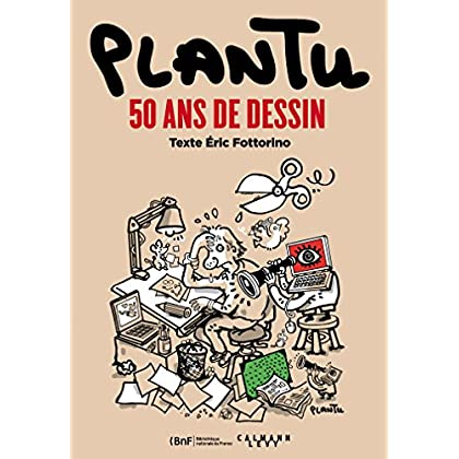 Plantu, 50 ans de dessin