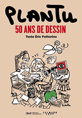 Plantu, 50 ans de dessin (Biographies, Autobiographies)