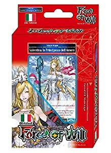 Force of Will Barbie Deck de Papel, Color Agua