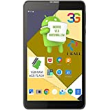[Sponsored]IKALL Unic U2 (1+8GB) Tablet 7 Inch (Wi-Fi+3G) Voice Dual Sim Calling - Black
