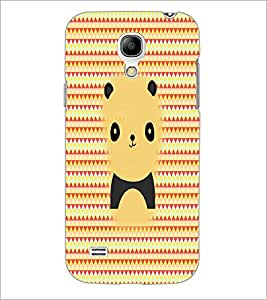 PrintDhaba Cartoon D-5627 Back Case Cover for SAMSUNG GALAXY S4 MINI (Multi-Coloured)