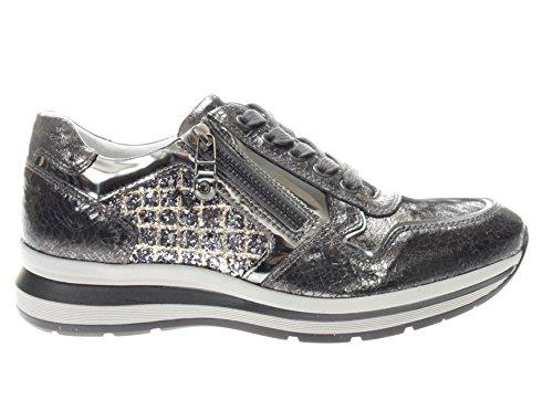 Nero Giardini Donna Sneaker A719492D-105 Sneaker Antracite