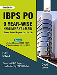 IBPS PO 9 Year-wise Preliminary & Main Exams Solved Papers (2011