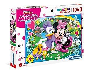 Clementoni 23708 Puzzle Puzzle - Rompecabezas (Puzzle Rompecabezas, Dibujos, Niños, Minnie Happy Helpers, Minnie, Niño/niña)