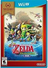 Nintendo Selects: The Legend of Zelda: The Wind Waker HD - Wii U US Version NTSC