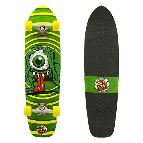 Santa Cruz Skateboard Longboard Jammer Eyegore, 9.4 x 35.0 Zoll, SANLOBJAEY