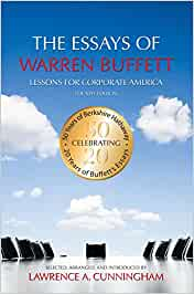 Essays of warren buffett audiobook
