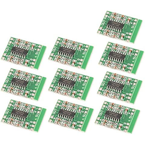 DAOKAI® 10PCS digitale DC 5V bordo dell
