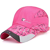 MAOCAP Gorra de béisbol Femenina de Verano Protector Solar de Secado rápido Protector  Solar 6842dd7ae93