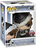 FunKo Pop! Kingdom Hearts Disney Sora (Christmas Town)...