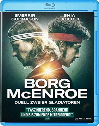 Bild von Borg/McEnroe - Duell zweier Gladiatoren [Blu-ray]