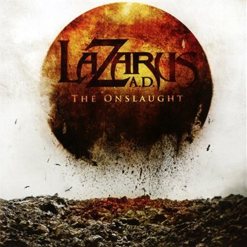 The Onslaught by Lazarus A.D. (2009-03-03)