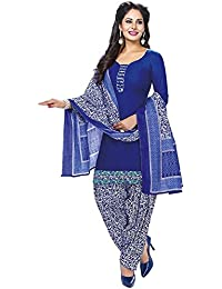 ZAFFAZ Unstitched Cotton Dress Material Free Size and Delivery BP719