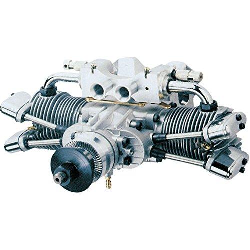 SAITO FA-182TD 2-ZYLINDER MOTOR (Saito Motor)
