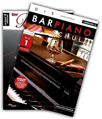 Die Barpiano-Schule & Der Barpiano Profi - Set - Im Set für 37,95 Euro statt 39,90 Euro (inkl. Download)