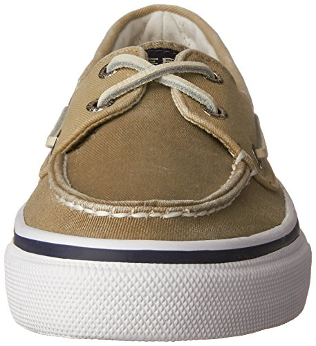 Sperry Bahama 2eye, Chaussures voile homme Khaki/Oyster