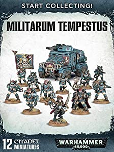 Warhammer+40k+-+Start+Collecting%21+Militarum+Tempestus