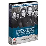 Law & Order: Special Victims Unit - Complete Season 8 (5 Disc Box Set) [DVD] [2006]