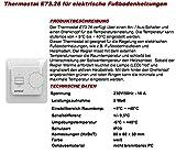 Raumthermostat - verschiedene Thermostate - wählbar / Raumthermostat Funk-Thermostat...