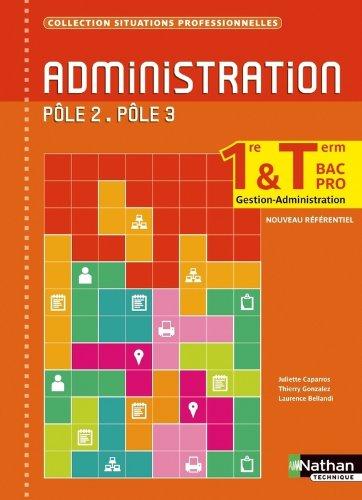 ADMINISTRATION 1E/TERM BPRO EL