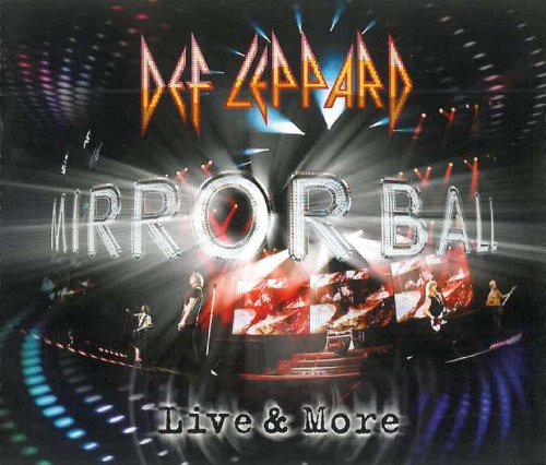Def Leppard: Mirror Ball (Live & More) (Audio CD)