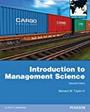 Introduction to Management Science by Taylor, Bernard (2012) Paperback