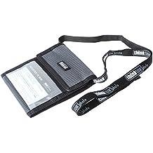 ThinkTank Modular Pixel Pocket Rocket Speicherkartenetui (Tasche) für 6x CF-Karte und 3x SD-Karte - mit Umhängegurt, Klarsichtfach und Gürtelschlaufe - ideal für Pressefotografen