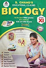 S.Chand Class XI Biology CBSE (CD)