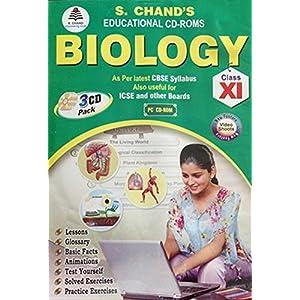 S.Chand Class XI Biology CBSE (CD)