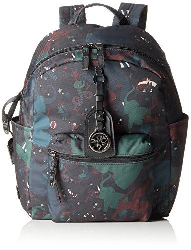 Piero Guidi Magic Circus Camouflage Zaino Casual, 32 cm, Giungla
