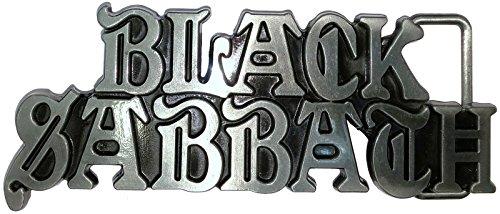 Black Sabbath boucle, boucle de ceinture