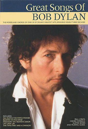 Bob Dylan, Great Songs of Chord Songbook
