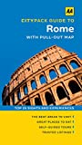 AA Citypack Rome (Travel Guide) (AA CityPack Guides)