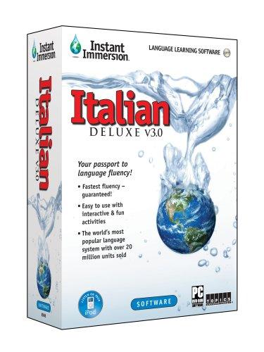 Instant Immersion Italian Deluxe v3.0