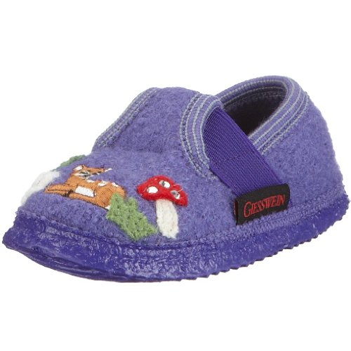 Giesswein 50321 Rendsburg, Chaussons fille violet (pourpre)-V.2