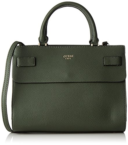 Guess Women's HWVG6216060 Top-Handle Bag Green Green (Forest Forest)