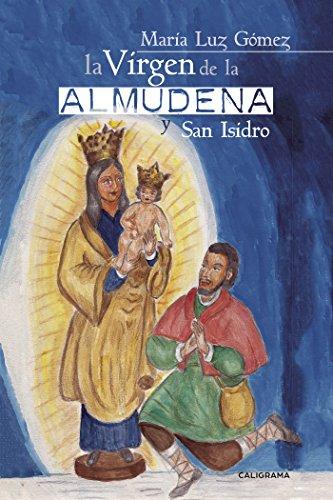 La Virgen de la Almudena y San Isidro por María Luz Gómez