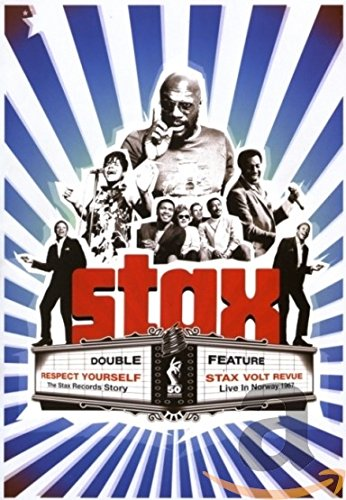 Various Artists - Respect Yourself, Stax Volt Revue [2 DVDs]