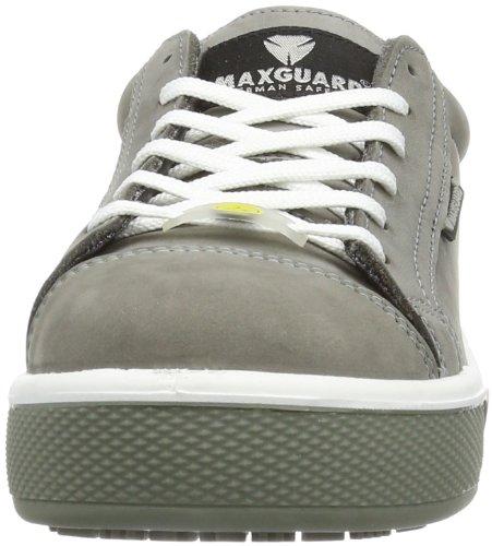 Maxguard Stanley, Chaussures de sécurité mixte adulte Gris (grau)