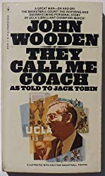 They Call Me Coach by John Wooden (1973-01-01)