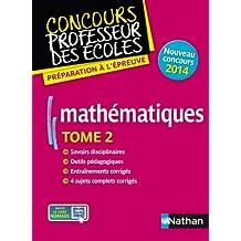 MATHS T02 (CRPE) 2013