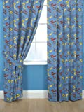 """Power Rangers Operation Overdrive Curtains 54"""" Drop"""